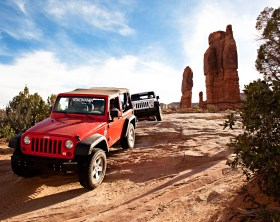 Yokohama a sponsor of Easter Jeep Safari Week