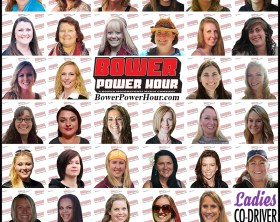 Ladies Co-Driver Challenge 800 Grid
