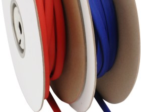 Protect-A-Wire in bulk spools blue and red