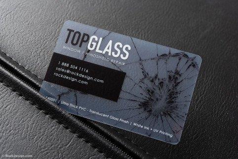 Buy Plastic Business Cards Online - RockDesign