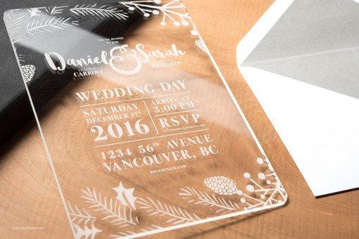 Premium Invitation Card + FREE Invitation Templates - RockDesign
