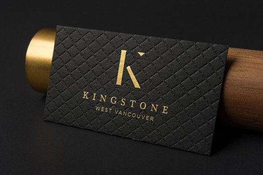 RockDesign Luxury Business Card Printing