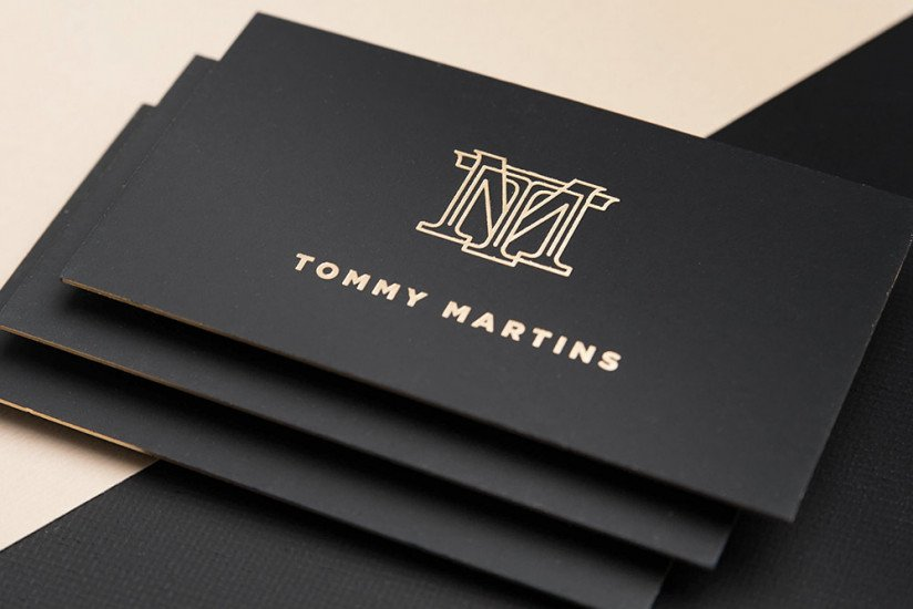 Premium Logo + Business Card Design Services - RockDesign
