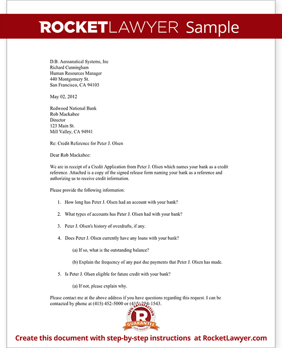 A Legal Letter Template Printable General Affidavit Legal Pleading Template Credit Reference Form Bank Credit Reference Request Form