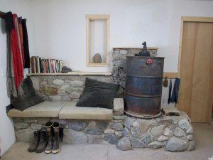 The Wisner's Stove