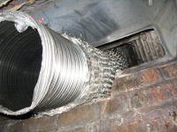 Rockford Chimney Blog - Removing a Fireplace Damper for ...
