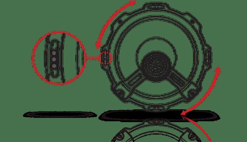 rockford fosgate power series speakers