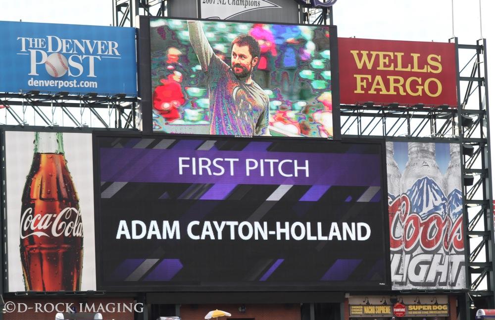 Interview - Adam Cayton-Holland's First Pitch