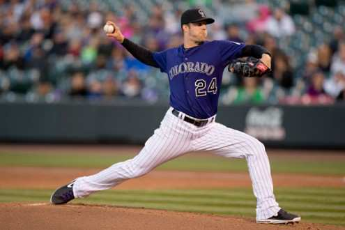 What are the keys for pitching at Coors Field?