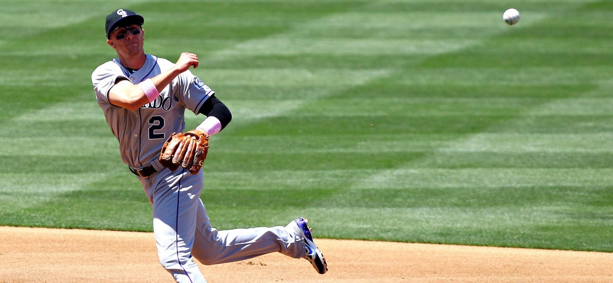 Rockies Trade Tulo, Break My Heart