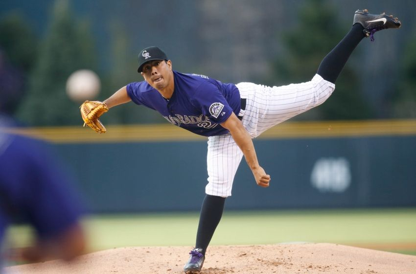 I Got Love for Rockies' Jorge De La Rosa
