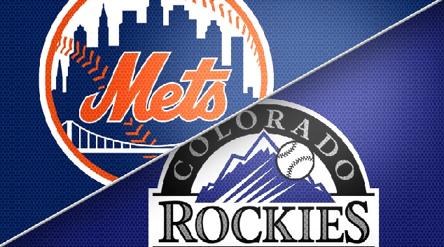 Past and Present: The Rockies and The Mets