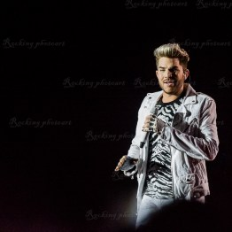 Queen, Adam Lambert srf 16-3703