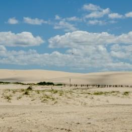Stockton sand dunes