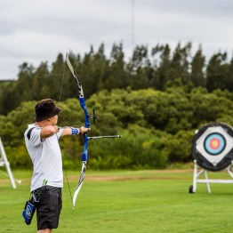 Archery at Sydney Olympic Park