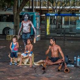 Abergine, Sydney