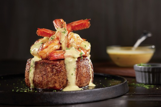 Outback Steakhouse Brings Back the Loaded Bloomin' Onion + A Giveaway