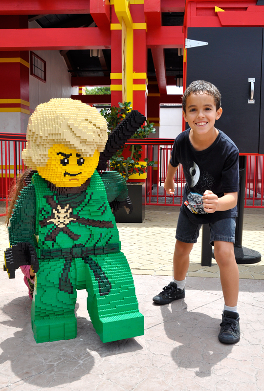10 Ways to Stay Cool at LEGOLAND California + A Giveaway!