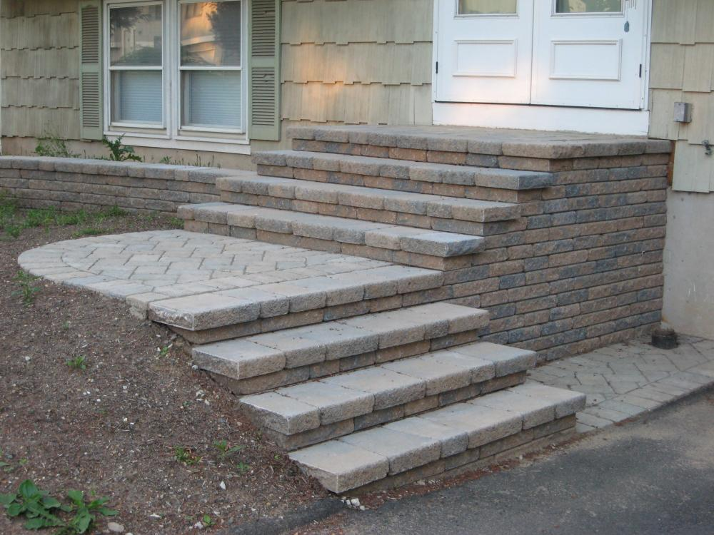 Rockland Pavers Elegant Design Driveways Walkways