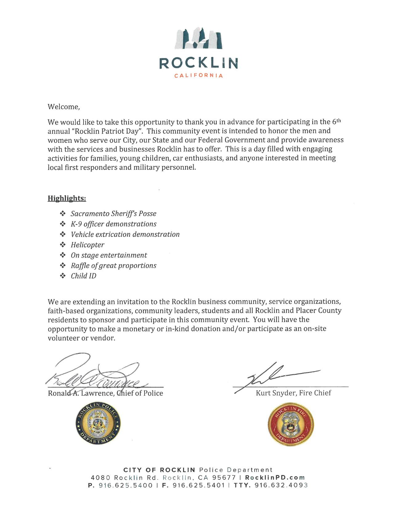 community service recommendation letter