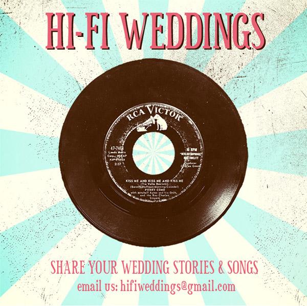hifiweddings Tips for your Wedding Music   from Hi Fi Weddings