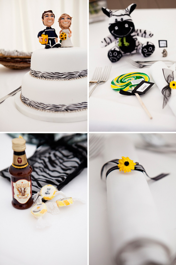 Craig Williams Photography 10 A Wedding With Sunflowers And Zebras......