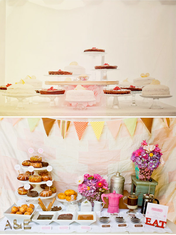 Savoir Dessert Rock My Wedding 2011 Inspiration: Whimsical, Charming and Handmade.