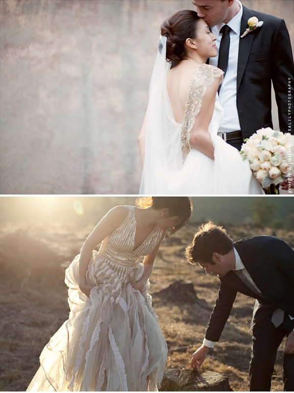 Savoir Gowns 2 Rock My Wedding 2011 Inspiration: Whimsical, Charming and Handmade.
