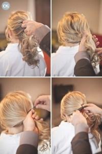 DIY Wedding Hair, Bridal hairstyles, Hepburn Collection