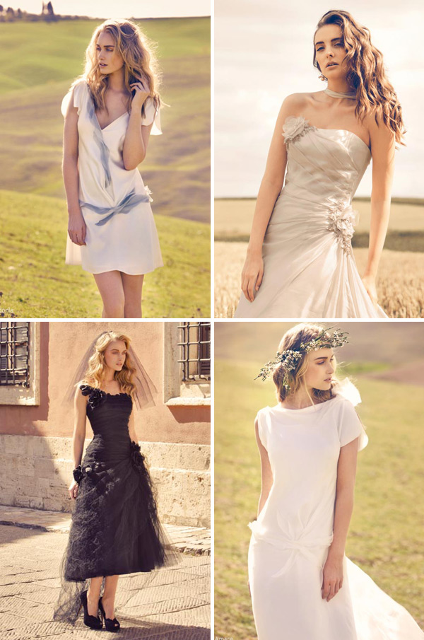 Adamo Rembo Styling Bridal Collection Drowning In The Sea..... Of Dresses.