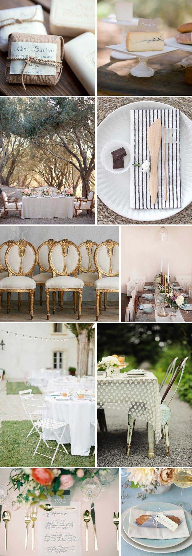 Sur La Table En Provence.