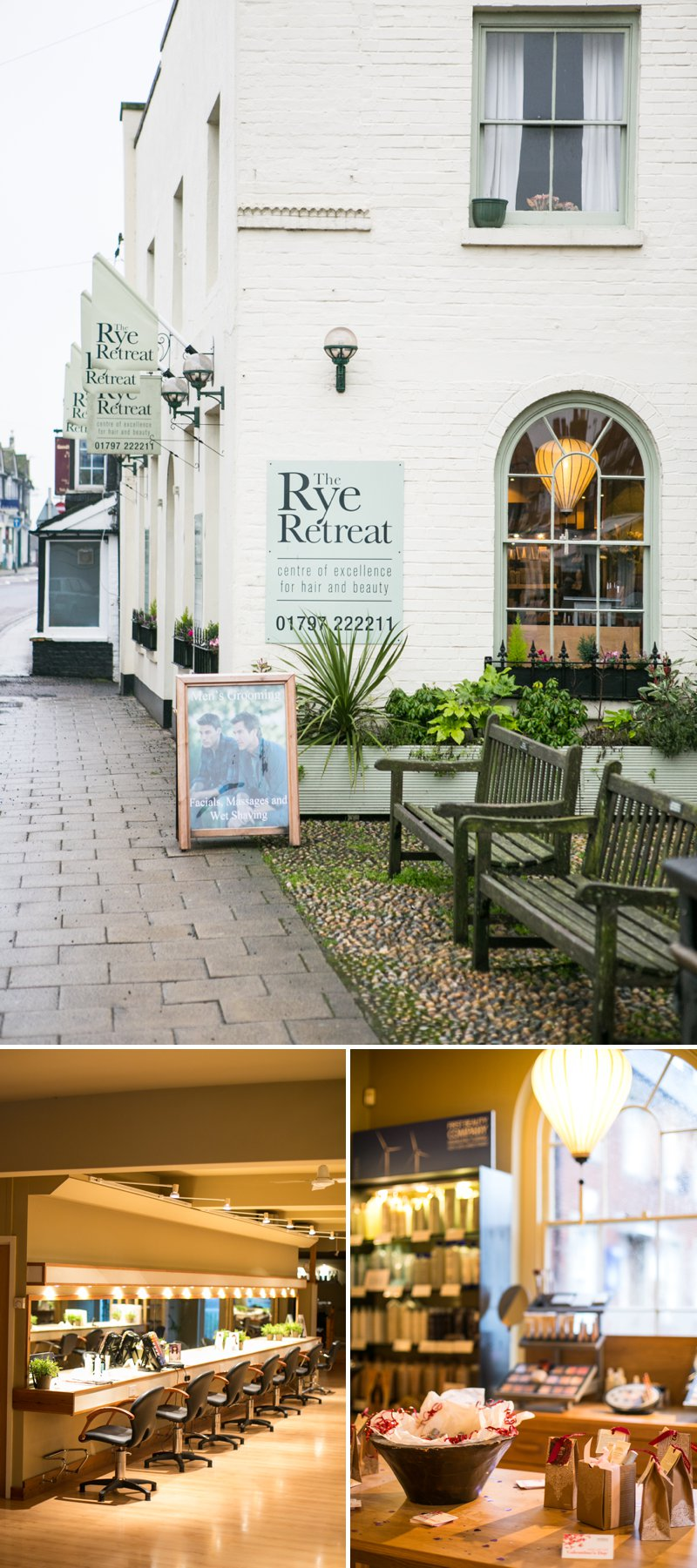 Rye Retreat I Left My Heart In Rye.