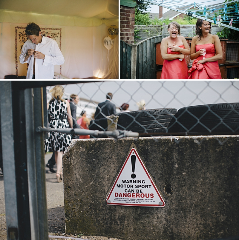 Behind The Scenes BBC3 Dont Tell The Bride Season 7 Episode 12 Luke And Jess Motorbike mad Luke plans a high octane wedding his traditional bride Jessica wont forget. 0003 Dont Tell The Bride