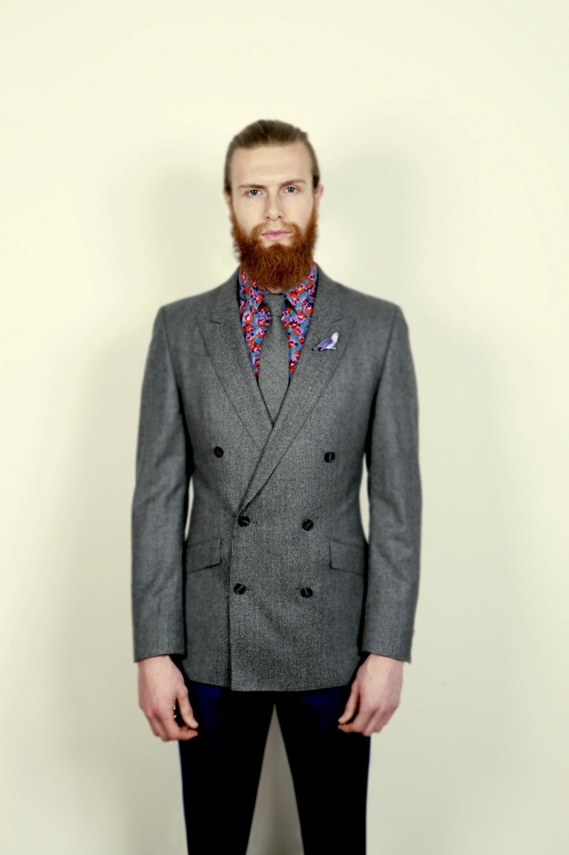 Marc Wallace 2014 Style Book Bespoke And Made To Measure Groomswear For The Fashion And Style Conscious Groom 11 Recommended   Marc Wallace.