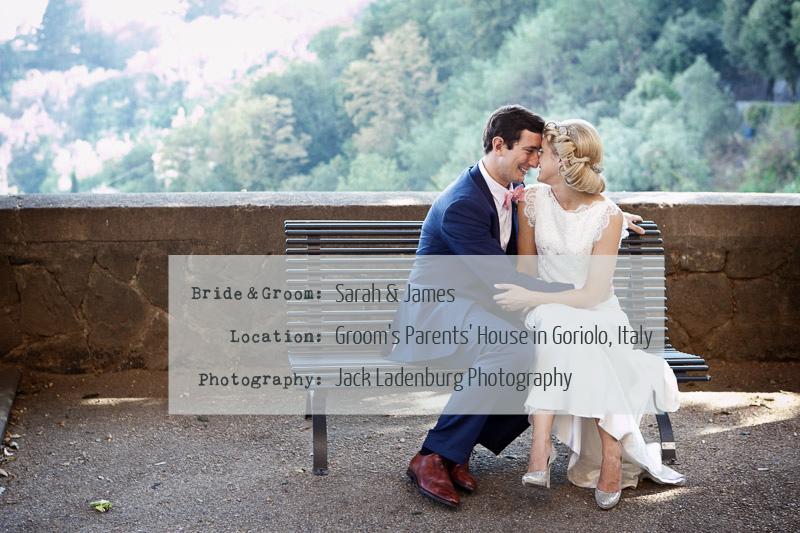 Sarah And James A Terrific Tuscan Adventure.