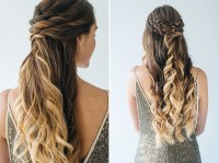 Inspiration For Half Up Half Down Wedding Hair With ...
