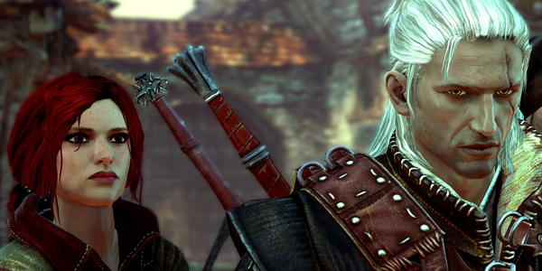 Live Girl Wallpaper For Pc The Witcher 2 Hands On With A Succubus Rock Paper Shotgun