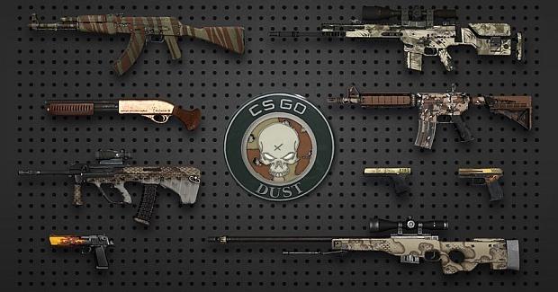 Pubg Wallpaper Office Csgo S Skin Economy Explained Rock Paper Shotgun