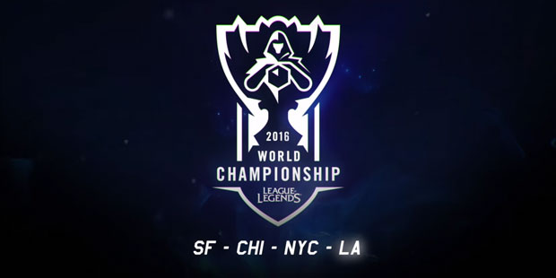 Image result for league of legends worlds 2016