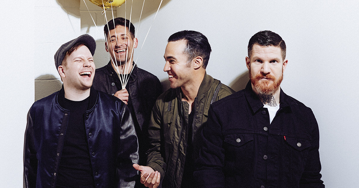 Fob Wallpaper Fall Out Boy Fall Out Boy Drop New Song Young And Menace Announce