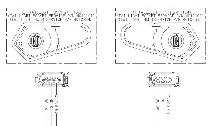 12 xp tail light wiring - Polaris RZR Forum - RZR Forumsnet