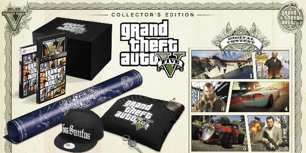 GTA:V Collectors Edition