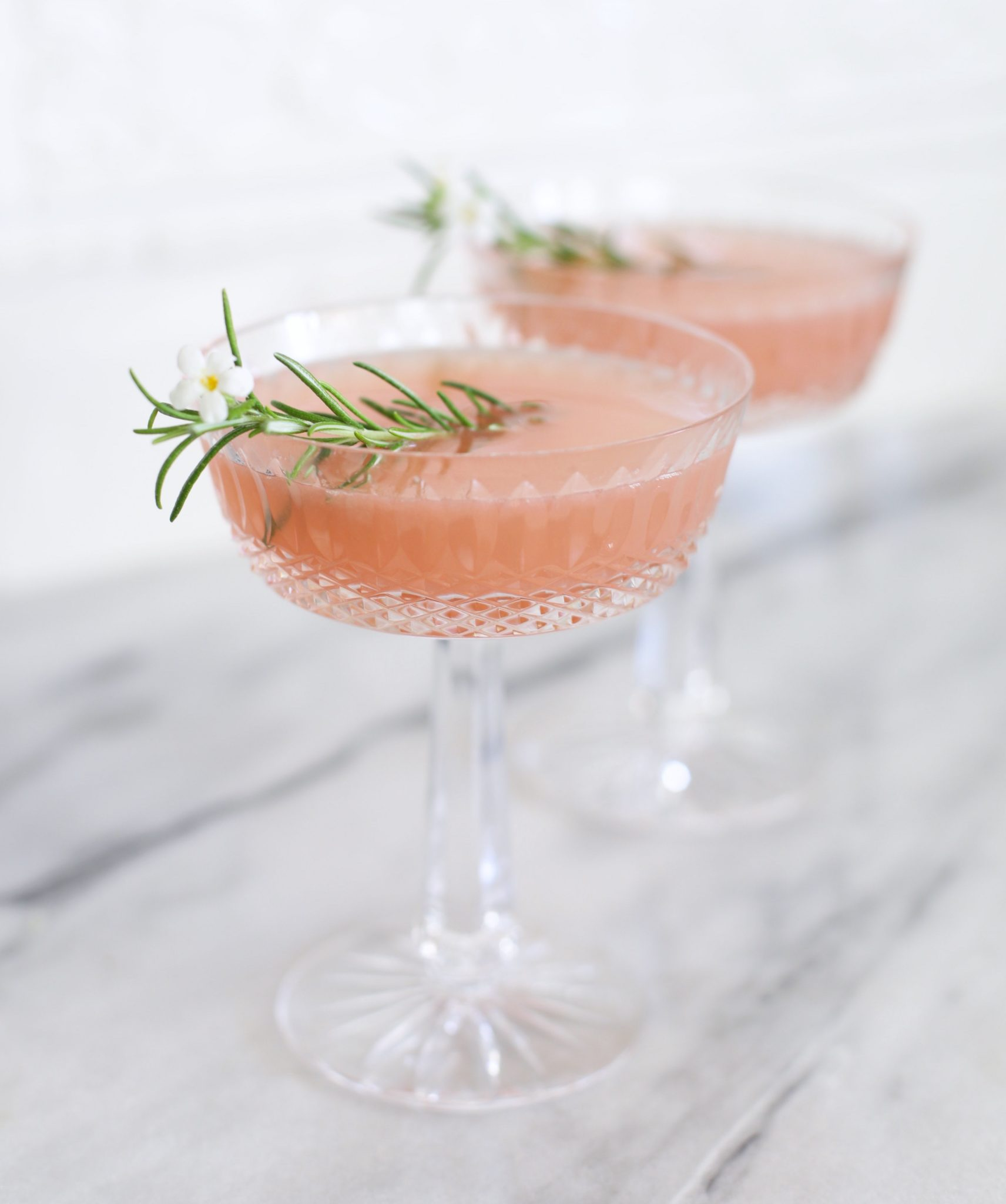 Grapefruit Rosemary Cocktail | Rockwell