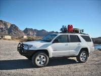 4Runner Roof Rack: 4runner Roof Rack, tire mount / carrier