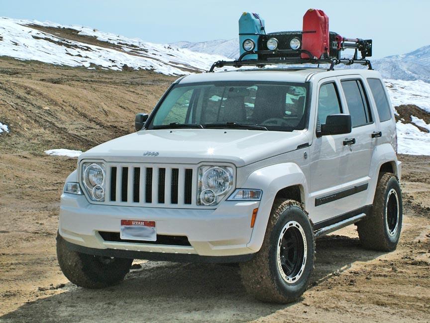Jeep Liberty Lift Kit 08 Jeep Liberty Lift Kit