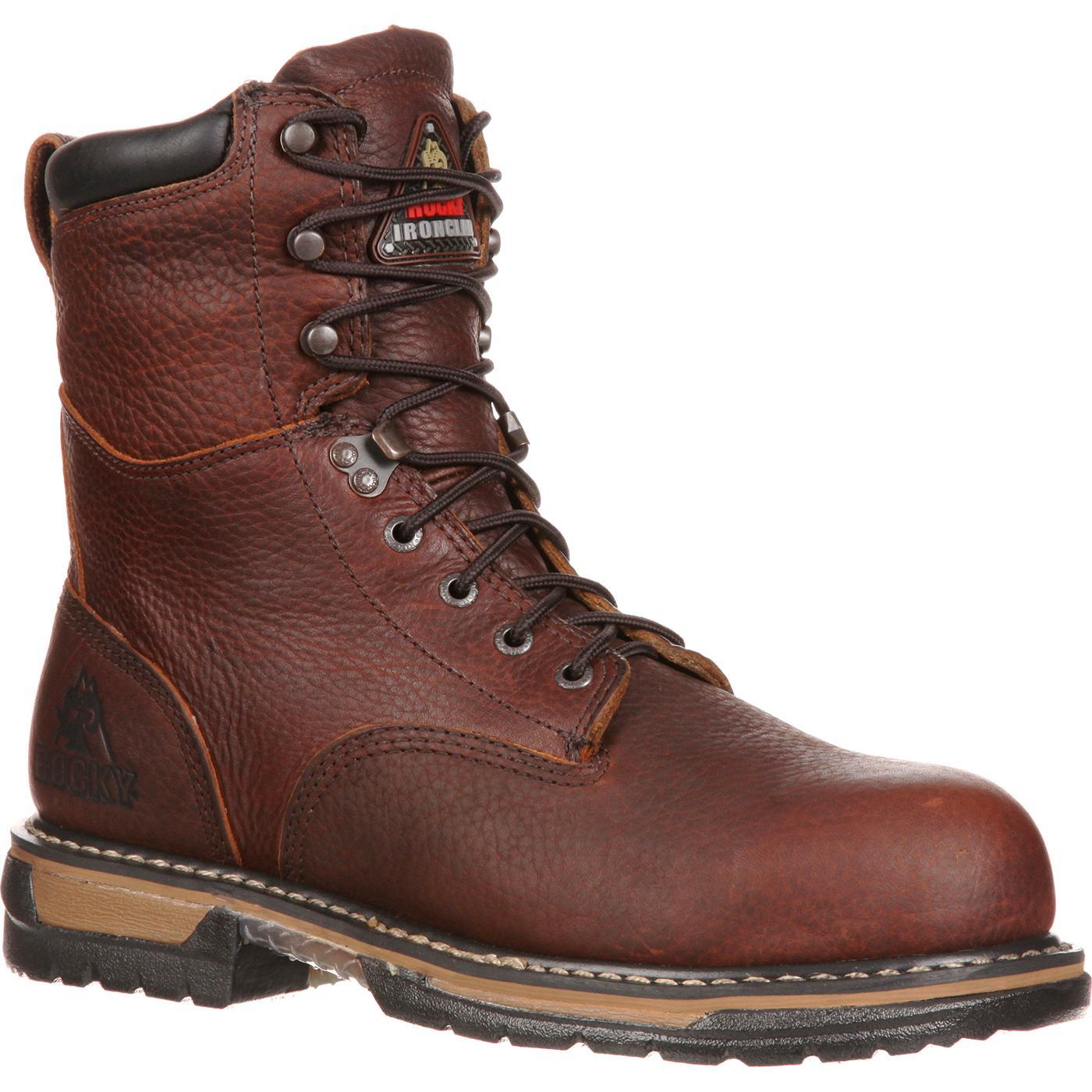Rocky Ironclad Comfortable Waterproof Work Boot Fq0005693
