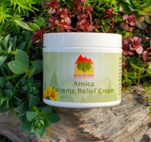 Arnica Extreme Pain Relief Cream - Rocky Mountain Botanicals