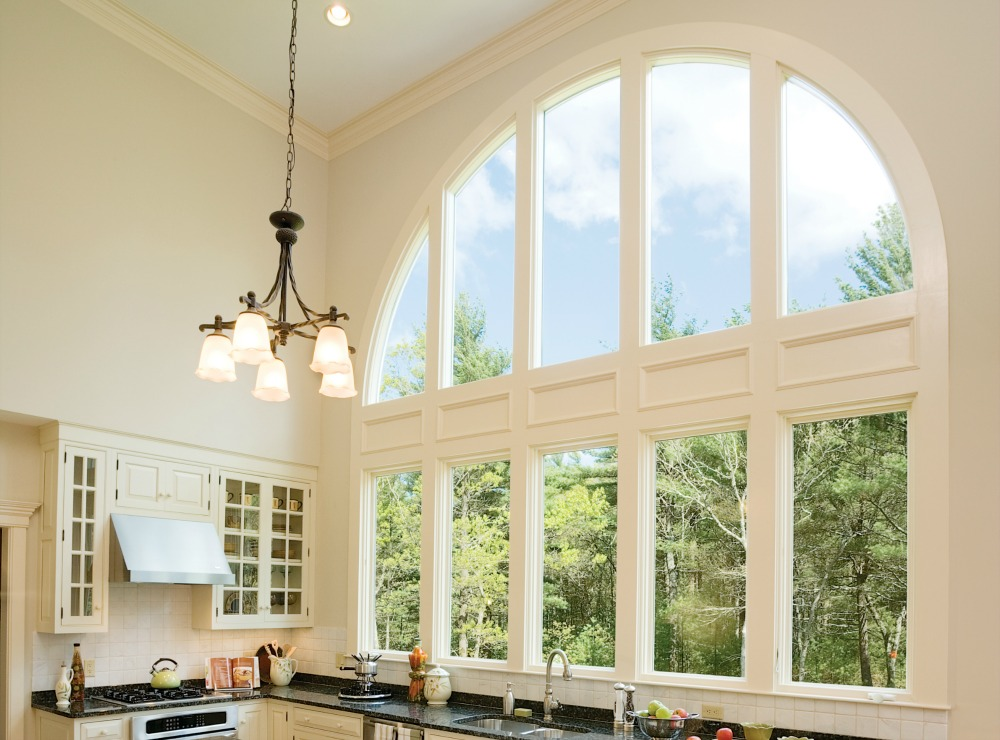 Radius & Arched Windows