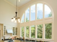 Radius & Arched Windows | Utah | Rocky Mountain Windows ...