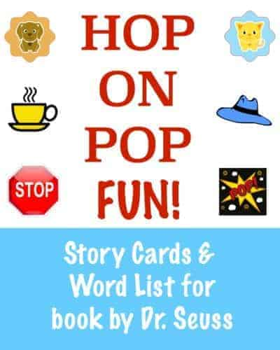Free Printables for Hop On Pop Fun With Dr Seuss - Rock Your Homeschool